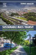 Sustainable Mass Transit