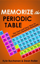 Memorize the Periodic Table Book