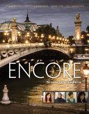 Encore Intermediate French, Student Text: Niveau intermediaire
