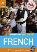 Rough Guide Phrasebook: French