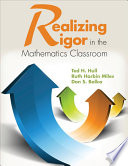 Realizing Rigor in the Mathematics Classroom