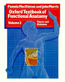 Oxford Textbook of Functional Anatomy: Thorax and abdomen