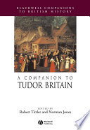 Read Online A Companion to Tudor Britain For Free