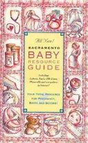 Sacramento Baby Resource Guide
