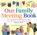 Our Family Meeting Book