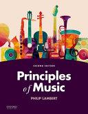 Principles of Music Book PDF