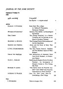 Journal of the Siam Society