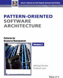 PATTERN ORIENTED SOFTWARE ARCHITECTURE