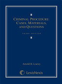 Criminal Procedure Book