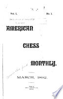 American Chess Monthly