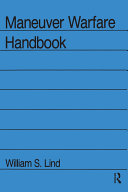 Pdf Maneuver Warfare Handbook Telecharger