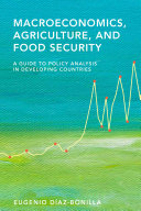 Macroeconomics, agriculture, and food security Pdf/ePub eBook