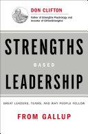 Strengths-Based Leadership