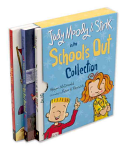 Judy Moody and Stink in the School s Out Collection Book