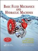 Basic Fluid Mechanics and Hydraulic Machines Book