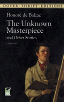 The Unknown Masterpiece and Other Stories Pdf/ePub eBook