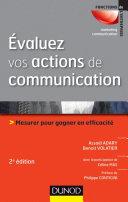 Pdf Évaluez vos actions de communication - 2e éd. Telecharger