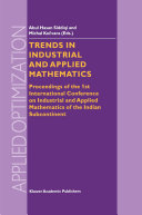 Trends in Industrial and Applied Mathematics
