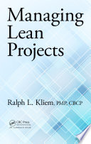 Managing Lean Projects