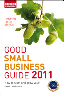 Good Small Business Guide 2011