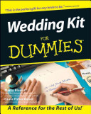 Wedding Kit For Dummies