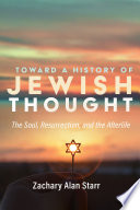 Toward a History of Jewish Thought