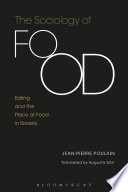 The Sociology of Food
