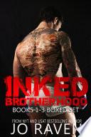 Inked Brotherhood Bundle  Books 1 3