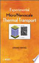 Experimental Micro Nanoscale Thermal Transport