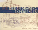 Design Drawing Experiences Book