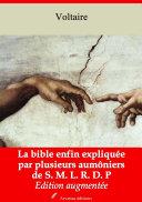 Pdf La bible enfin expliquée par plusieurs aumôniers de S. M. L. R. D. P Telecharger