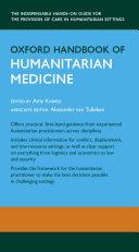 Oxford Handbook of Humanitarian Medicine [Pdf/ePub] eBook