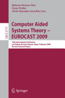Computer Aided Systems Theory   EUROCAST 2009