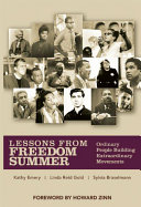 Lessons from Freedom Summer