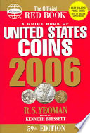 A Guide Book of United States Coins 2006