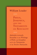 Philo, Josephus, and the Testaments on Sexuality [Pdf/ePub] eBook