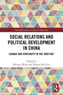 Social Relations and Political Development in China Pdf/ePub eBook
