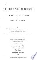 The Principles of Science Book