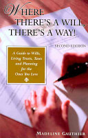 Where There s a Will  There s a Way  Book