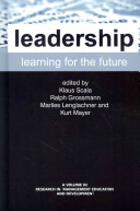 Leadership Learning for the Future