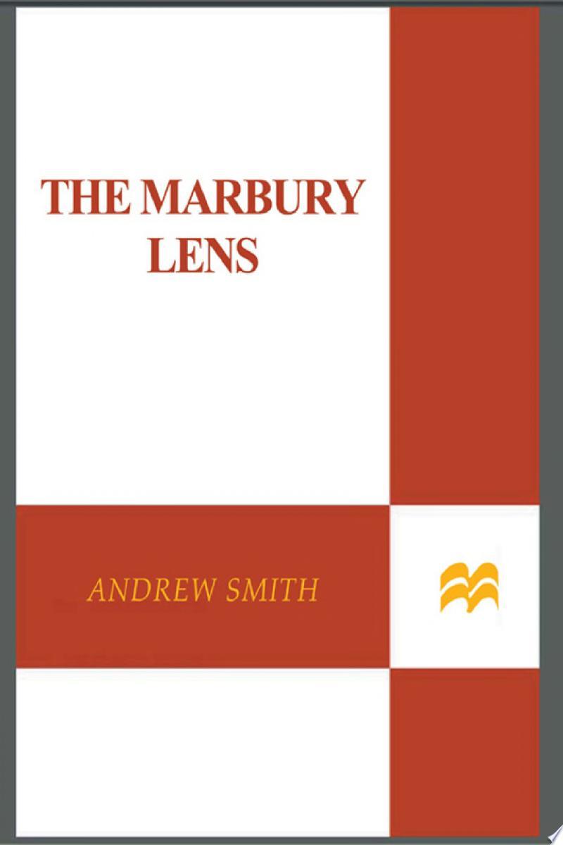 The Marbury Lens banner backdrop