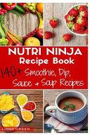Nutri Ninja Recipe Book