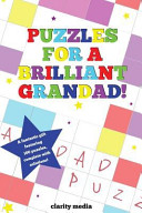 Puzzles for a Brilliant Grandad