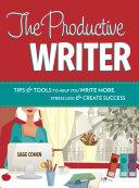 The Productive Writer Pdf/ePub eBook
