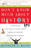 Don t Know Much About History