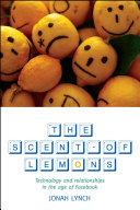 The Scent of Lemons
