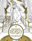 Fantastic Beasts and Where to Find Them  Magical Characters and Places Colouring Book Book