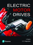 Electric Motor Drives, 1/e