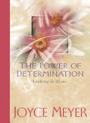 The Power Of Determination Book