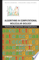 Algorithms in Computational Molecular Biology Book